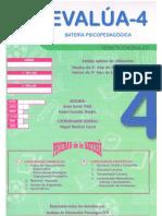 Cuadernillo 2.0 Chile Evalua 4
