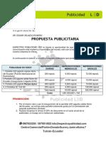 proforma publicitaria ESPECTRO PUBLICIDAD LED - Paquete completo SR EDGAR VELAZCO ROSERO.docx