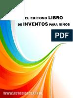 El Exitoso Libro de Inventos Para Niños