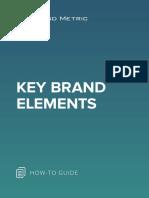 Dm 2019 Key Brand Elements