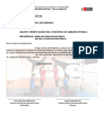 Bases Gimnasia Ritmica 2019