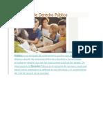 Definición de Derecho Público.docx