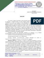 Raportul RADET din 2016 privind materialele plătite și nefolosite