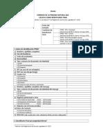 Formato BF Reglamento DS 003 2019 EF Vf
