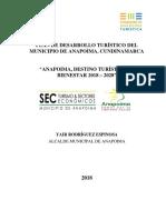 Plan de Desarrollo de Anapoima