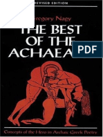 Gregory Nagy the Best of the Achaeans Concepts Z-lib.org
