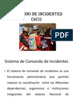 comando de incidentes