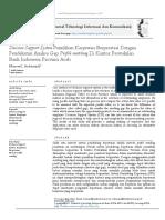 Decision Support System Pemilihan Karyawan Berprestasi Dengan Pendekatan Analisa Gap Profile matching Di Kantor Perwakilan Bank Indonesia Provinsi Aceh