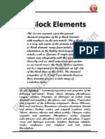 Pblock Notes