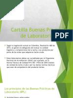Cartilla Buenas Practicas de Laboratorio (BPL)
