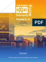 2019 Customer Expo Event Guide