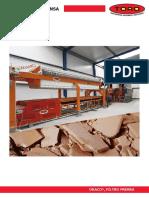 Filtro Prensa FP DRACO Toro Equipment 1
