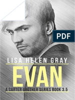 Lisa Helen Gray - Carter Brothers 3.5 Evan