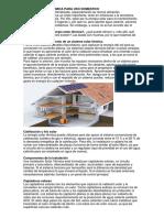 Energia Solar Termica Para Uso Domestico