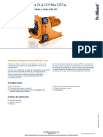 Bomba Peristaltica Prominent Dulcoflex Dfca