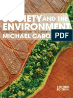 Society and the Environment Pragmatic Solutions to Ecological Issues