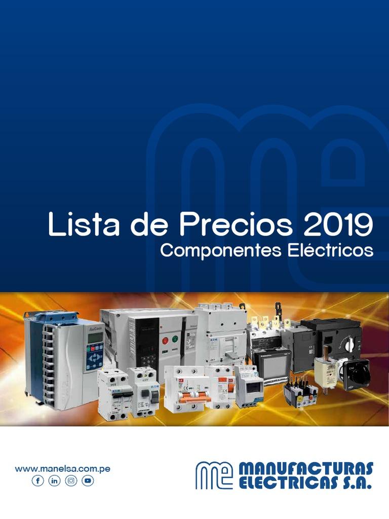 PROTECTOR DE SOBRECARGAS CON FILTRO ANTIPARASITOS FILTRO EMI 230V TEST RESET