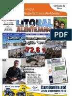 Jornal Litoral Alentejano Novembro 2010