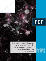 Biological and Health Data Web