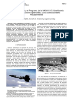 Español Adaptive Control and the NASA X-15