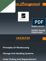 Warehouse Management (a)