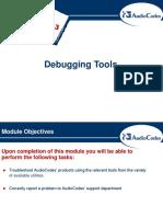 10 - Debugging Tools