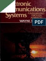 Electronic Communications Systems-Wayne Tomasi