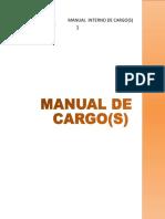 Manual de Cargos SAMAT