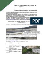 Muros Anti Deslizamientos y Contención de Taludes
