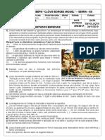 ESTUDOS ESPECIAIS HISTÓRIA 1º ANO - HISTÓRIA 2019 - PROF ALINE.doc