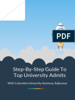 9 Steps to Top MS Admits_ eBook