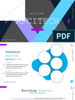 Arcitech - Powerpoint Template
