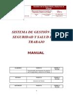 Manual de SGSST