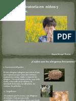 Tips de Salud Alergias Daniel Rangel