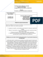 Plan de Intervencion