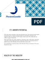 P&G company profile (Industry Analysis).pptx
