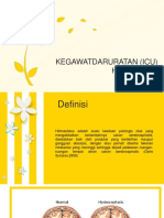 Beautiful Yellow Flower PowerPoint Templates