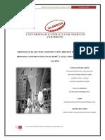 Riesgos en El Sector Construcción en El Perú
