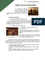 Realismo y Naturalismo 2018-2019
