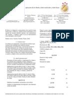 Funcionamiento y Aplicación de Los Diodos, Diodo Rectificador y Diodo Zener