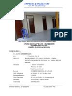 Nforme Nº 02 Febrero de Residente