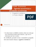 Pp Módulo 2  - Economia cursos profissionais
