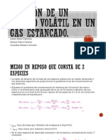 gas volatil