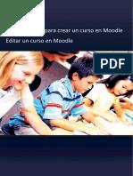 04.09.4Manual Del ProfesorProcedimiento Para Crear Un Curso en MoodleEditar Un Curso en Moodle
