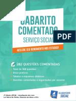 3edApostilaGabaritoComentadoServioSocialeuassistentesocial