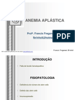 Aula 04 - Anemia Aplástica