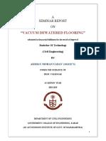 Akshay 71 Seminar Report