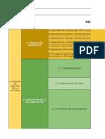 Herramienta de diagnóstico ISO 9001:2008