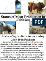 2-Status of Meat Production in Pakistan