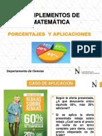 S04 COMMA NEG 2019 2 Porcentajes y Sus Aplicaciones